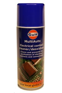 Gulf elektroniikka putsaus
