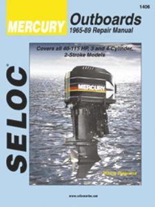 Sierra kirja merc 40-115hv