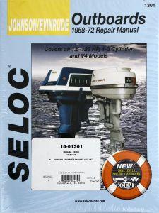 Sierra kirja j/e 1.5-125hp 58-72