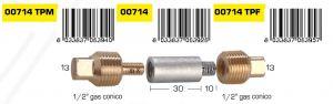 TECNOSEAL 00714AL alumiinianodi