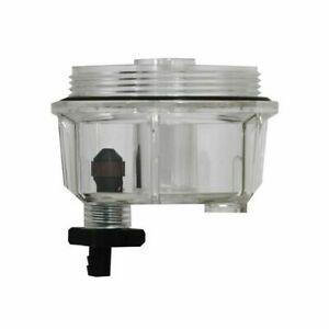 SIERRA 18-7922-1 polttoainesuodattimen kuppi/pohja