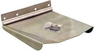 Trimmilevy 12 x 10 sport tab (305mm x 254mm) sisältää saranan